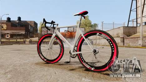 GTA V Endurex Race Bike für GTA 4 linke Ansicht