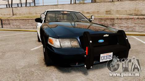Ford Crown Victoria Sheriff [ELS] Slicktop für GTA 4