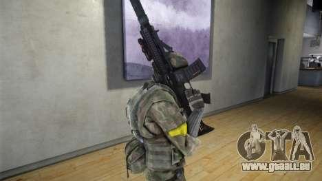 Assault pour GTA 4 troisième écran
