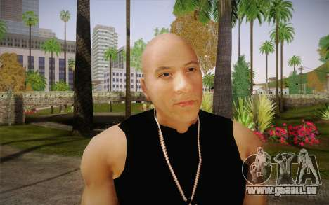 Domenic Toretto für GTA San Andreas dritten Screenshot