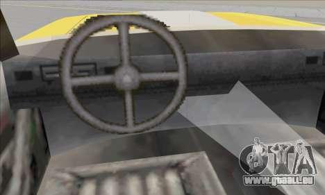 Jensen Intercepter 1971 Fast And Furious 6 pour GTA San Andreas vue de droite