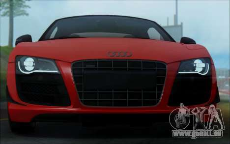 SA Ultimate Graphic Overhaul pour GTA San Andreas troisième écran