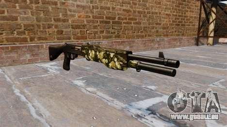 Fusil Franchi SPAS-12 Hex pour GTA 4