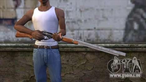 BB Gun from Bully Scholarship Edition pour GTA San Andreas troisième écran
