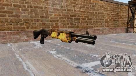 Fusil Franchi SPAS-12 Automne pour GTA 4