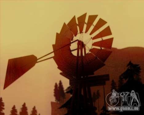 SA Ultimate Graphic Overhaul pour GTA San Andreas huitième écran