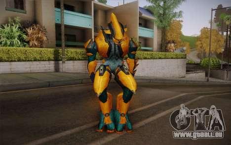 Gold Elite v2 für GTA San Andreas