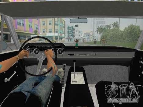 Mercury Park Lane 1964 für GTA Vice City zurück linke Ansicht