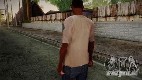Void T-Shirt pour GTA San Andreas deuxième écran