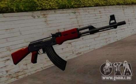 Type 56 für GTA San Andreas