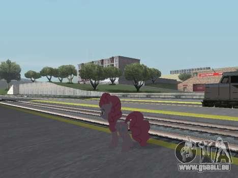 Pinkie Pie für GTA San Andreas zweiten Screenshot
