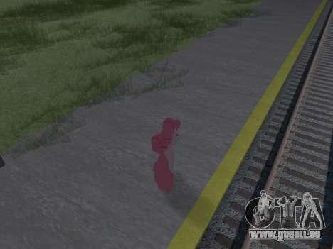 Pinkie Pie pour GTA San Andreas troisième écran