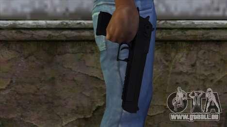 Desert Eagle from CS:GO v2 pour GTA San Andreas troisième écran