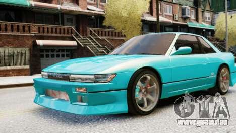 Nissan Silvia S13 v1.0 pour GTA 4