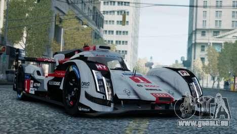 Audi R18 E-tron Quattro pour GTA 4