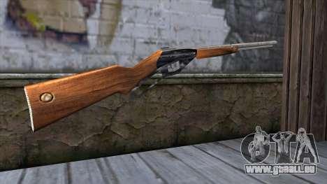 BB Gun from Bully Scholarship Edition für GTA San Andreas zweiten Screenshot