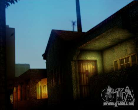 SA Ultimate Graphic Overhaul pour GTA San Andreas septième écran