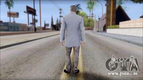 William Miles Young pour GTA San Andreas deuxième écran