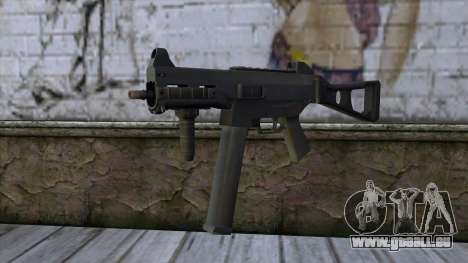 UMP-45 from CS:GO v2 für GTA San Andreas