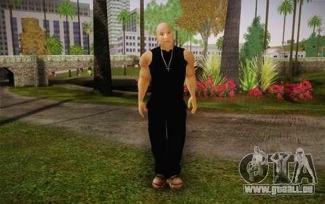 Domenic Toretto pour GTA San Andreas