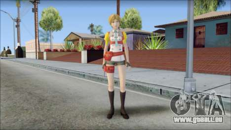 Final Fantasy XIII - Alyssa für GTA San Andreas