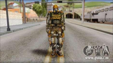 Exoskeleton pour GTA San Andreas