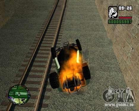 Le coup d'état pour GTA San Andreas