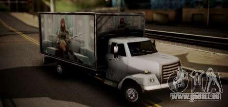Yankee Final Fanatsy XIII für GTA San Andreas