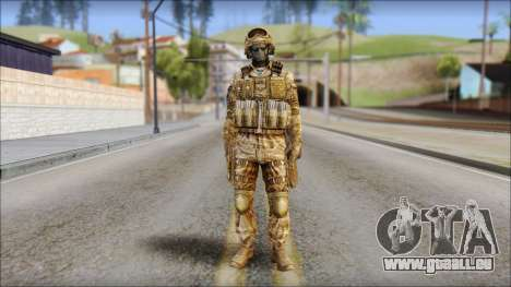 Desert GRU from Soldier Front 2 für GTA San Andreas