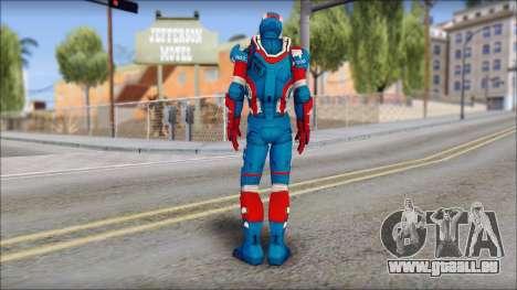 Iron Patriot für GTA San Andreas zweiten Screenshot