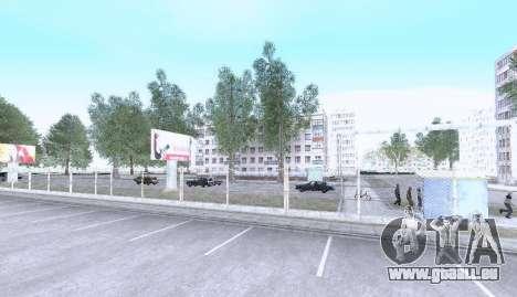 Russian Map 0.5 für GTA San Andreas zwölften Screenshot