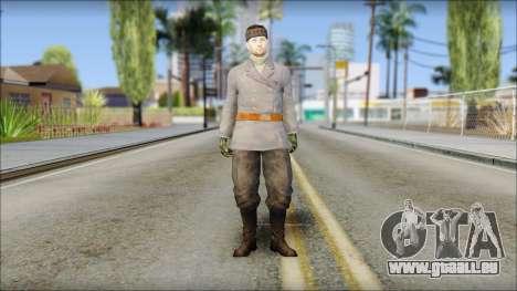 Peasant pour GTA San Andreas
