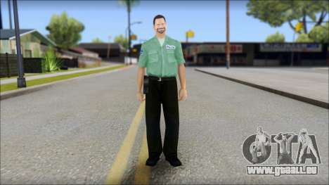 Billy Mays für GTA San Andreas