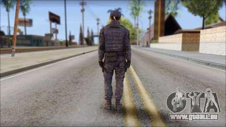Yin Yang pour GTA San Andreas deuxième écran