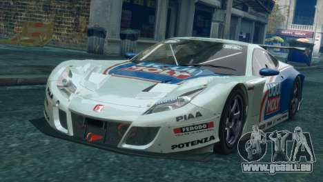 Honda HSV-010 GT pour GTA 4
