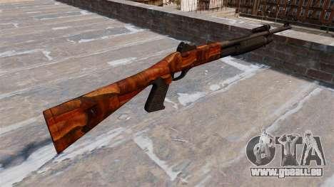 Ружье Benelli M3 Super 90 bacon pour GTA 4 secondes d'écran
