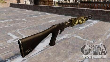 Gun Franchi SPAS-12 Hex für GTA 4 Sekunden Bildschirm
