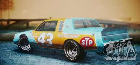 Buick Regal Hotring 1983 (IVF) für GTA San Andreas linke Ansicht