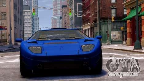 GTA V Bullet pour GTA 4