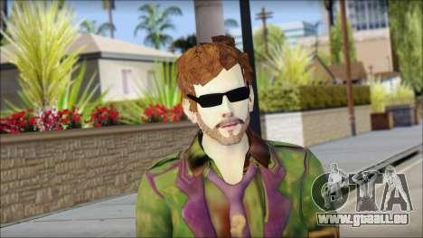 Riddler pour GTA San Andreas troisième écran