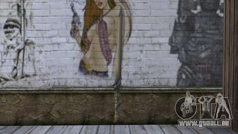 Kaka pour GTA San Andreas deuxième écran