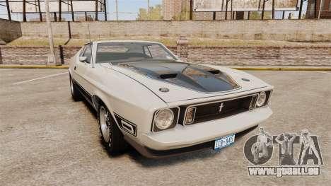 Ford Mustang Mach 1 1973 v3.0 GCUCPSpec Edit für GTA 4