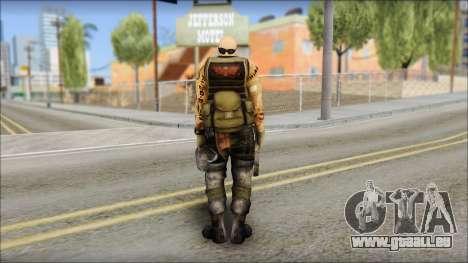 Harley from Re ORC für GTA San Andreas zweiten Screenshot