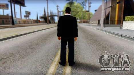 Toni Cipriani v3 für GTA San Andreas zweiten Screenshot