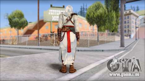 Assassin ' v1 für GTA San Andreas zweiten Screenshot