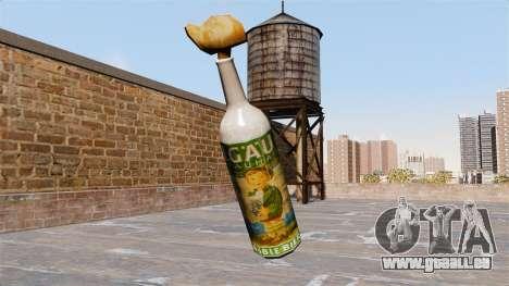 Der Molotow-Cocktail-Allgauer- für GTA 4 Sekunden Bildschirm