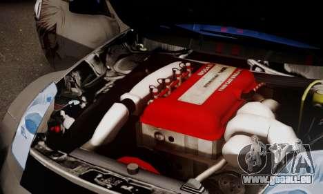 Nissan 350z Angel Beast Itasha Edition für GTA San Andreas rechten Ansicht