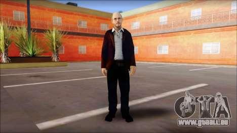 Ernesto pour GTA San Andreas