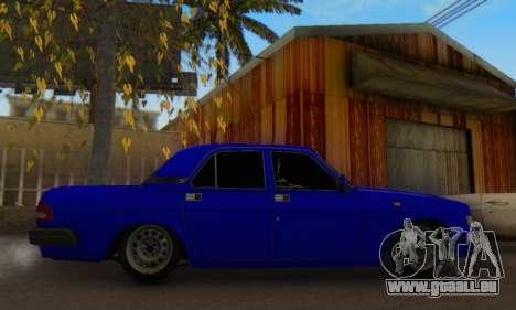 GAZ 3110 Wolga LT für GTA San Andreas rechten Ansicht