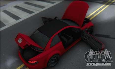 La supériorité Sentinel XS pour GTA San Andreas